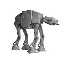 Price comparison product image Revell AT-AT Star Wars Imperial Walker Snaptite Model Kit