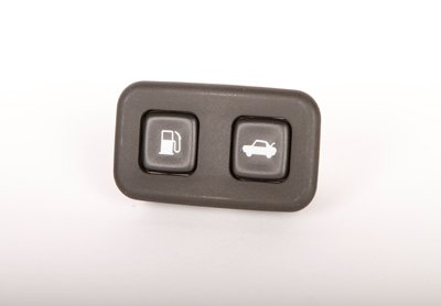 ACDelco D1425F GM Original Equipment Ebony Rear Compartment Lid Release and Fuel Filler Door Release Switch D1425F-ACD