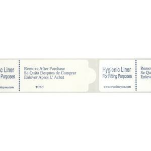 Hygienic Liners for Lingerie, 1000 per Role
