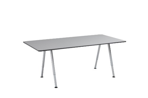 - Iceberg ICE68227 OfficeWorks Freestyle Teaming Table Top, Thermally Fused Melamine, 72