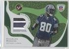 - Charles Rogers (Football Card) 2003 Topps Pristine - All-Rookie Team Jerseys #ART-CR