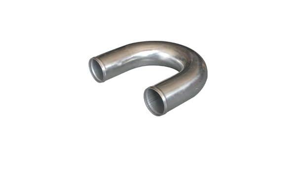 "18/"" Length 2.0mm Thick Tube 3/"" U-Bend Universal Aluminum Pipe"
