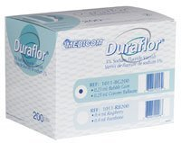 Medicom 1011-RB200 Duraflor 5% Sodium Fluoride Varnish in Unit Dose, Raspberry, 0.25- 200 mL by Medicom