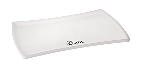 Hunter 61410 Napfunterlage Selection, 48 x 30 x 1 cm, transparent
