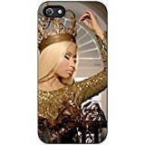 Nicki minaj throne queen For Iphone 5 5s Case