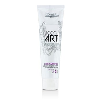 L Oreal Professionnel Tecni.Art Liss Control Smooth Control Gel-Cream-  150ml 5oz  Amazon.in  Beauty 396497bbd1c