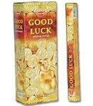 Good Luck - Box of Six 20 Gram Tubes - HEM Incense