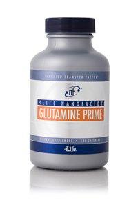 4Life Transfer Factor Glutamine Prime 120 Capsules