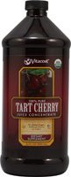 Vitacost 100% Pure Organic Tart Cherry Juice Concentrate -- 32 fl oz ()