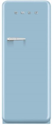Smeg FAB28UPBR1 50's Retro Style Aesthetic Refrigerator with Freezer Compartment with Right Hinge, Pastel Blue (Smeg Fridge Mini compare prices)