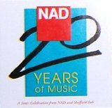 20 Years Of Music - A Sonic Celebration From NAD and Sheffield Lab