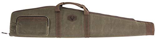 - Evolution Outdoor Design 44347 Rawhide Series Rifle Case Waxed Canvas