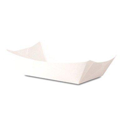 Dixie Kant Leek Polycoated Paper Food Tray DIX KL300W8 (Kant Dixie Leek)