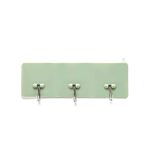 Adhesive Hooks Vine_MINMI Stick on Hooks Heavy Duty Wall Hooks Hangers New Bathroom Kitchen Organizer Hanger Holder ()