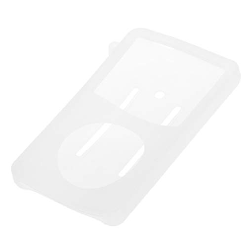 Huilier Silicone Skin Cover Case for iPod Classic 80GB 120GB Latest 6th Generation - Apple 160 Gb