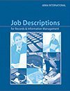 Job Descriptions for Records and Information Management, ARMA International, 1931786526