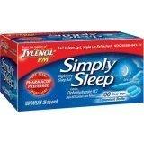 Tylenol PM suffit de sommeil