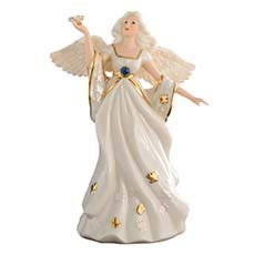 Lenox My Own Guardian Angel Figurine - September ()
