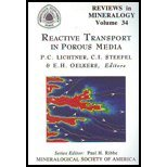 Reactive Transport in Porous Media 9780939950423