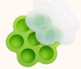 1 molde multifunción de silicona para huevos mordedores, para ...
