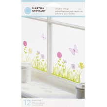 - Martha Stewart Crafts Spring Garden Mirror Clings