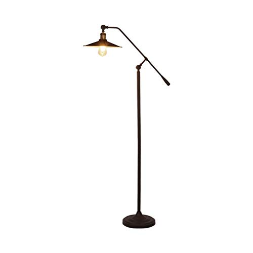 LMDH Adjustable Standing Pharmacy Floor Lamp Energy Efficient, - Task Lamp Eco Floor