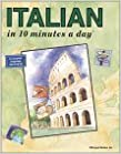 Italian in 10 Minutes a Day, 5th Edition by Kristine K. Kershul(April 1, 2002)