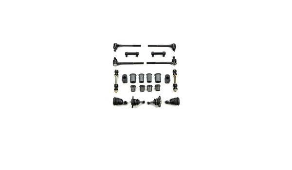 Andersen Restorations Rear End Suspension Control Arm Bushing Set Compatible with Chevrolet Monte Carlo