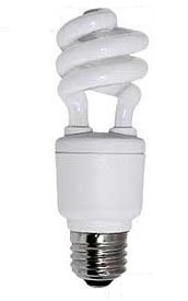 Replacement For WESTINGHOUSE 7MINITWIST/27/CD COIL-TWIST-SPIRAL Light Bulb ()