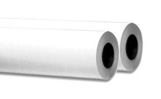 "2 Rolls 24"" X 500' (24 Inch X 500 Foot) 20lb Bond Plotter Paper with 3"" Core. Product From CES Imaging for Use in KIP, OCE, HP, Canon, Xerox, and Ricoh Wide-format Copiers and Printers."