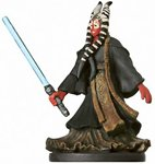Star Wars Miniatures: Shaak Ti # 19 - Revenge of the Sith