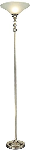 Dale Tiffany GR12357 Crystal Torchiere