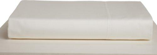 Calvin Klein Flat Sheet (Calvin Klein Florence Stitch Flat Sheet, White, King)