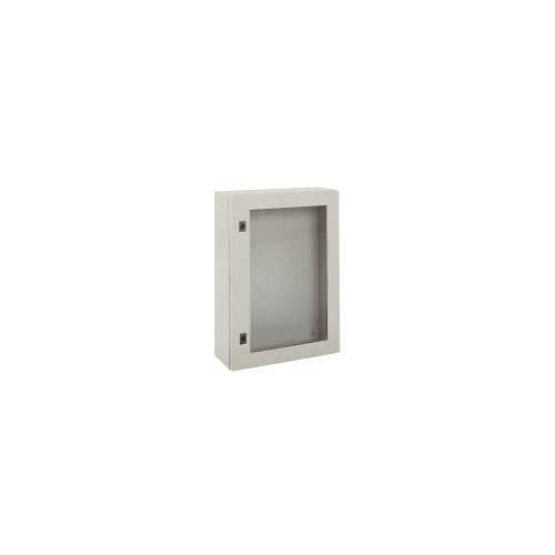 Schneider Electric NSYCRN43150T Puerta Transparente Spacial Crn Sin Placa De Montaje Al 400 X An 300 X L 150 Ip66 Ik08