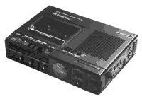 MARANTZ PMD221 Portable Mono Cassette Recorder