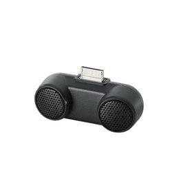 【まとめ 10セット】 ロジテック Walkman用コンパクトスピーカー LDS-WMP500BK   B07KNV75WN