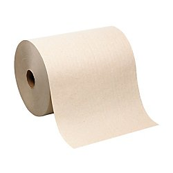 """Georgia Pacific Professional 89480 High Capacity Roll Towel, Brown, 10"""" x 800ft (Case of 6 Rolls)"""
