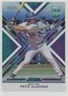 #7: Pete Alonso; Peter Alonso #3/25 Pete Alonso (Baseball Card) 2016 Panini Elite Extra Edition - [Base] - Aspirations Tie-Dye #64