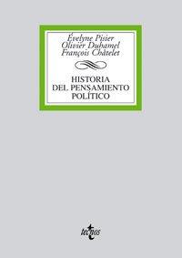 Descargar Libro Historia Del Pensamiento Político François Châtelet