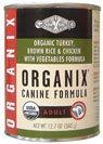 Castor & Pollux Organix Dog Formula Turkey and Vegetable -- 12.7 oz