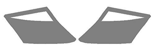 (Precut Vinyl Tint Cover for 2008-2010 Honda Accord Taillights (Coupe) (Reverse Cutout, 35% Light Smoke))
