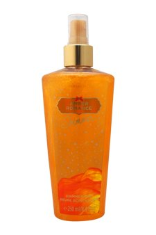 586ff4c193 Image Unavailable. Image not available for. Color  Victoria Secret Amber  Romance Shimmer Mist ...