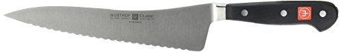 Wusthof Classic 8-Inch Offset Deli Knife