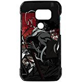 New Afro Samurai Hard Case Cover for Samsung Galaxy S7 Active-Version Design by [Evelin Garza]