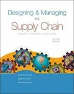 Supply chain management 3rd edition sunil chopra peter meindl designing managing the supply chain concepts strategies case studies book fandeluxe Choice Image