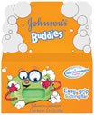 Johnsons Buddies Easy-Grip Sudzing Bar - 2.45 oz, 10 BARS