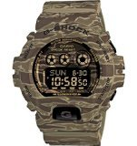 G-Shock GDX-6900CM Classic Series Stylish Watch - Green Camo / One Size