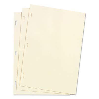 - WLJ90130 - Wilson Jones 901-30 Looseleaf Minute Book Ledger Sheet