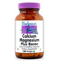 Bluebonnet кальция Питание Магний плюс Бор, 180 VC (в упаковке 3)
