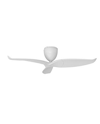 "MacroAir AE3- 50"" 3 Blade Fan in Arctic White"